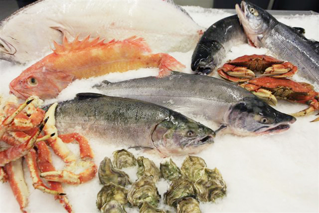 Bridge Seafood Restaurant Anchorage Ak